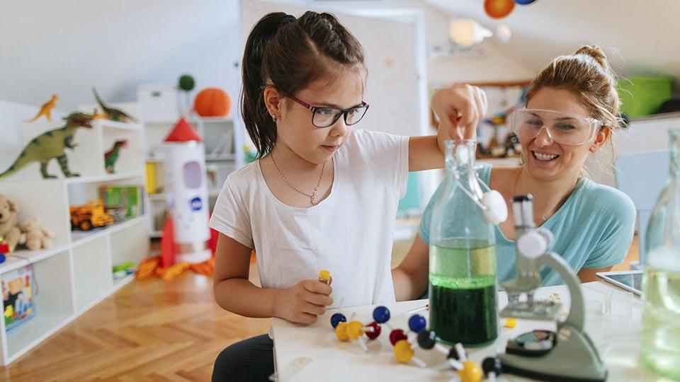 STEM и профессии будущего