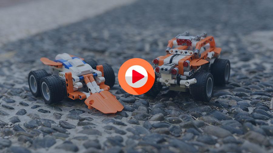 Видео Apitor SuperBot